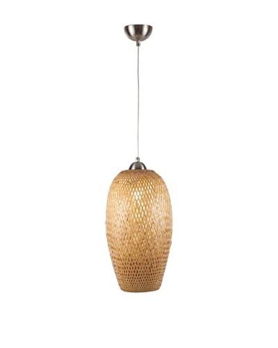 Homemania Lampada A Sospensione Maglora Naturale Ø 20 cm