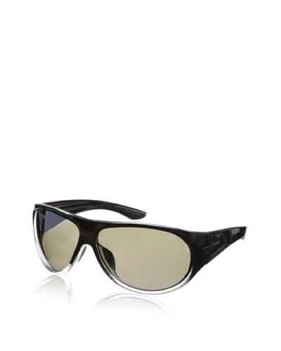 Columbia Men's Wraparound Sunglasses, Black