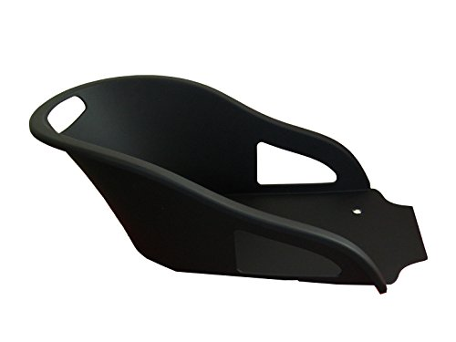 Plastkon Schlitten-sitz Sledges SEAT FOR FIRECOM, schwarz, One Size, 41107990