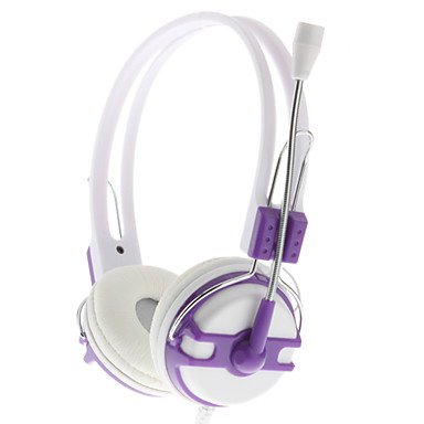 Lps-1507 Ergonomic Hi-Fi Stereo Headphone With Microphone For Gaming & Skype