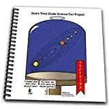 Genesis 1 1 5 Gods 3rd Grade Science Fair Project Bible Big Bang - Memory Book 12 X 12 Inch