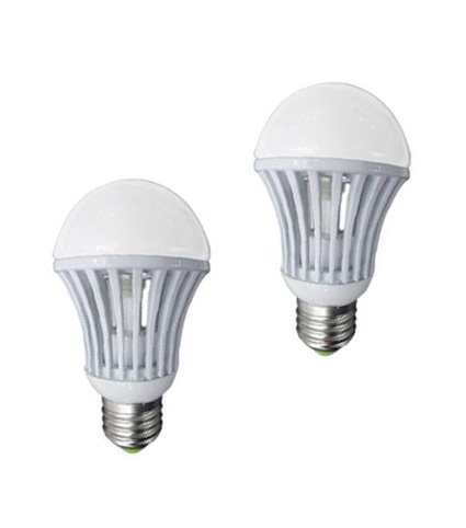 How Nice A19 9W Standard Mcob Led Light Bulb, Warm White, 837 Lumens -Pack Of 2