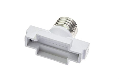 Shangge Ce&Rohs Certification 5 Pcs E27 To G53 Led Bulb Base Converter Halogen Cfl Light Lamp Adapter Socket Change Pbt