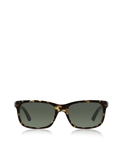 Raen Weston Rectangular Sunglasses, Brindle Tortoise