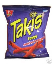 Takis Fuego 4oz (4ct) Picture
