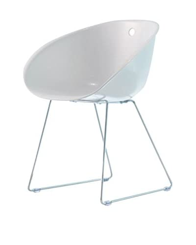 PEDRALI Chair Set van 2 Gliss 920 wit