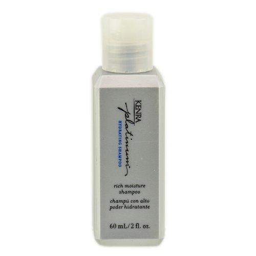 Kenra Platinum Hydrating Rich Moisture Shampoo - 2 oz by Kenra