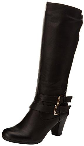 Xti - 28550, Stivale da donna, nero (noir), 40