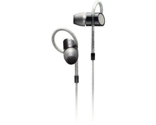 Bowers & Wilkins C5B In-Ear Headphones - Black