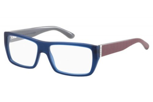 474ccd021b5166 Marc By Marc Jacobs 519 Blue   Red Stripes Frame Plastic Eyeglasses