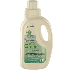 Free and Clear Laundry Detergent
