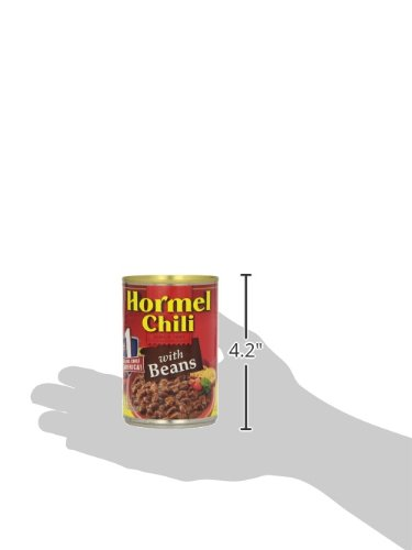 037600223188 - Hormel Chili with Beans 15 oz carousel main 5