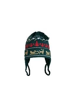 Buy Turtle Fur Vermont Originals Christmas Sled Earflap Hat by Turtle Fur