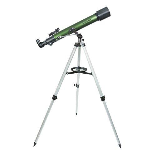 Celestron PowerSeeker 70AZ Telescope (Green)