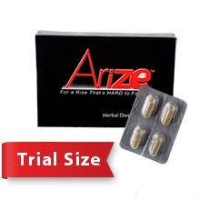 ARIZE TRIAL PACK 4 Capsules