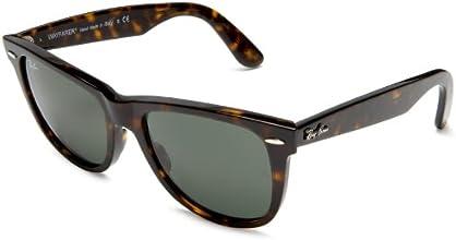 Ray-Ban Unisex Sunglasses Wayfarer Brown (902 902) One size