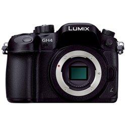 Panasonic デジタル一眼カメラ ルミックス GH4 ボディ ブラック DMC-GH4-K
