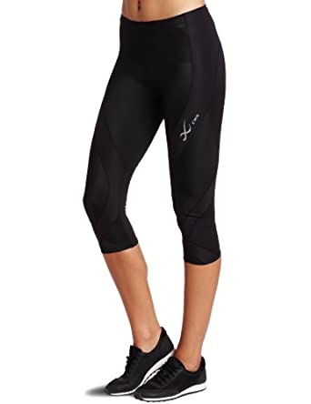 CW-X Ladies 3 4 Length Pro Running Tights by CW-X