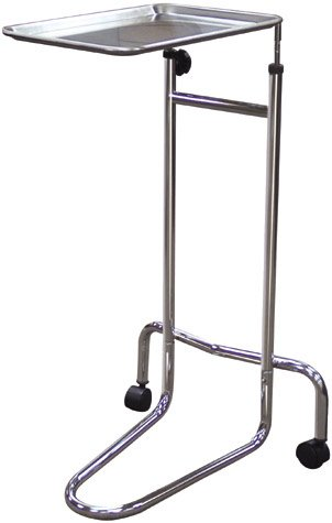 Mayo-Instrument Stand, Double Post