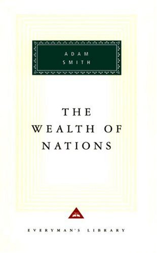 The Wealth of Nations (Everyman