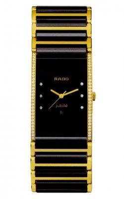 Rado Original Quartz with Diamond Markers Men's Watch