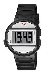Puma Half-Time Digital Grey Dial Women's watch #PU910892003