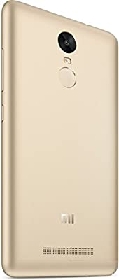 Xiaomi Redmi Note 3 (Gold, 16GB)