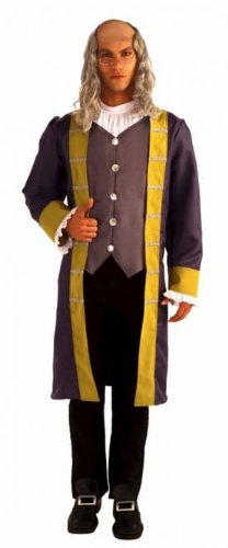 Costumes for all Occasions FM65926 Ben Franklin Adult