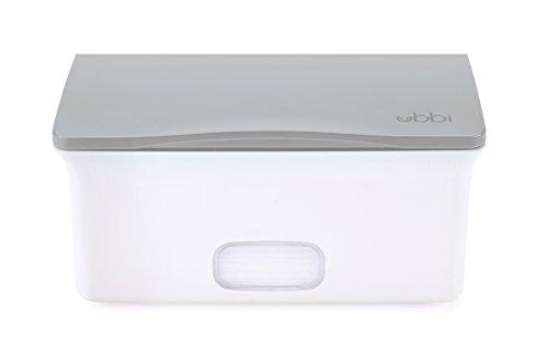 ubbi-10142-dispenser-e-holder-salviette-per-neonati-grigio