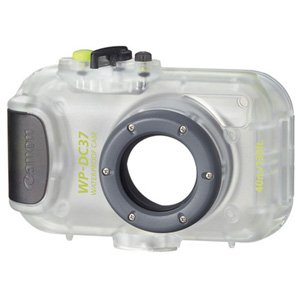 Canon WP-DC37 Waterproof Case for Canon SD1400IS Digital Camera