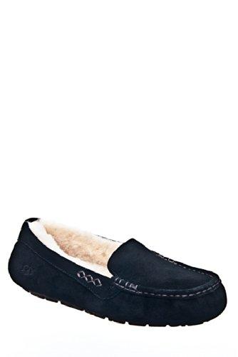 UGG Australia Ansley Sheepskin Lined Moccasin Flat Shoe
