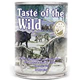Taste of the Wild Sierra Mountain Canned Dog Food, 13.2 oz, Medium