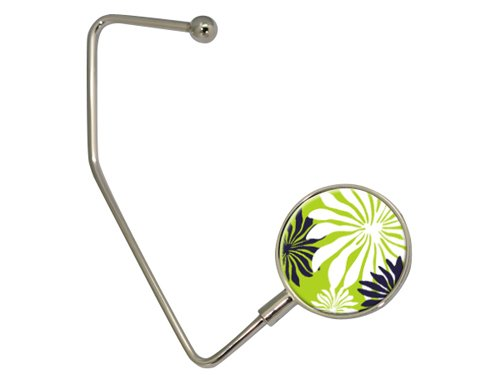 Green Jungle Purse Hook