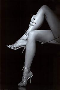 High Heels Die Waffen einer Frau Oben Poster Print, 61x92