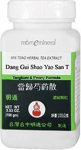 Dang Gui Shao Yao San 100 gms by Min Tong