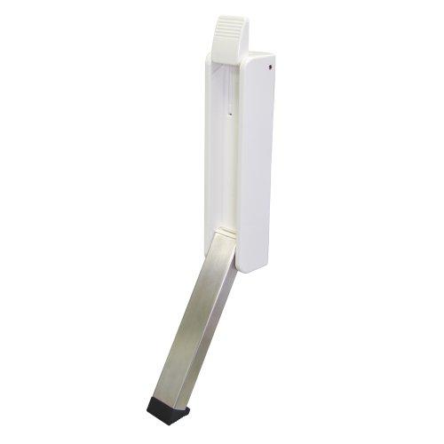Seiei ドアストッパー ポルテ 機能性パッケージ ホワイト 17670