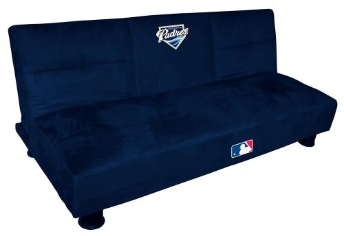 San Diego Padres Convertible Sofa w Tray at Amazon.com