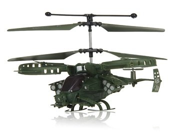 Gunship J283 3.5-Channel RC Avatar Helicopter