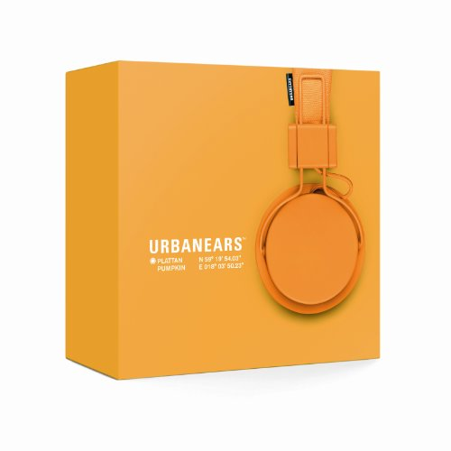 Urbanears?????????? The Plattan Headphones ?Pumpkin?の写真04。おしゃれなヘッドホンをおすすめ-HEADMAN(ヘッドマン)-