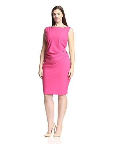 Single Plus Women's Ruched Dress