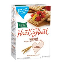 Kashi Original Whole Grain Cracker 8 oz. (Pack of 10)