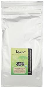 Tega Green Rooibos Organic Caffeine Free, Loose Tea, 17.6-Ounce (500 g) from Nu-Tea Company Ltd/Tega Tea