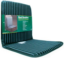 Standard 60-2317-07 Ventilated Seat Cushion Set - Blue front-401667