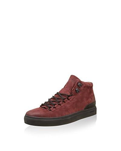 Blackstone Sneaker Alta [Rosso]