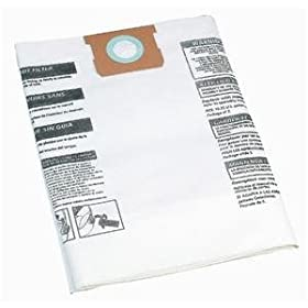 Shop-Vac 9066300 Disp Collection Bags for 16,20,22 Gal 3Pk