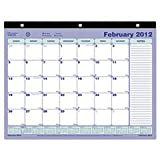 Brownline 2014 Monthly Desk Pad, 11 x 8.5 Inches (C181721)