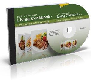 Living Cookbook 2013