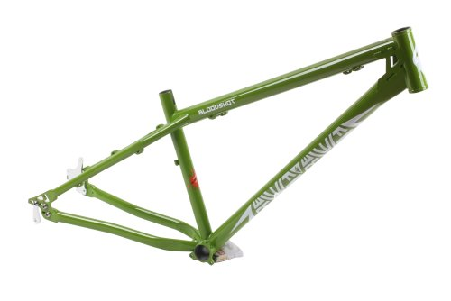 FireEye BloodShot MTB Dirty Jumping Street Hardtail Frame Fixed Gear 14
