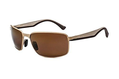 maui-jim-sunglasses-frigate-h709-16a-satin-gold-with-bronze-lens-w-case-by-maui-jim