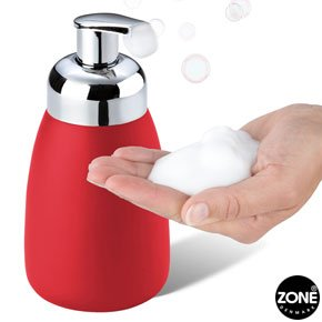 Zone Denmark Confetti Foam Dispenser With Soap